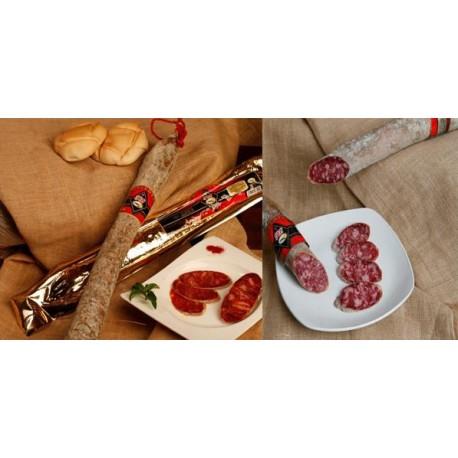 Chorizo Ibérico 1kg
