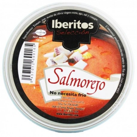 Salmorejo 140gr