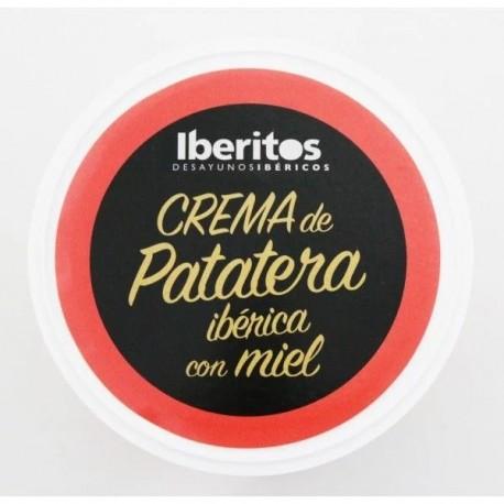 Crema de Patatera Ibérica con Miel 250gr