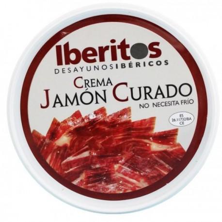 Crema de Jamón Curado 250gr