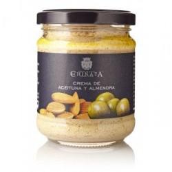 Crema de Aceitunas y Almenras 180gr